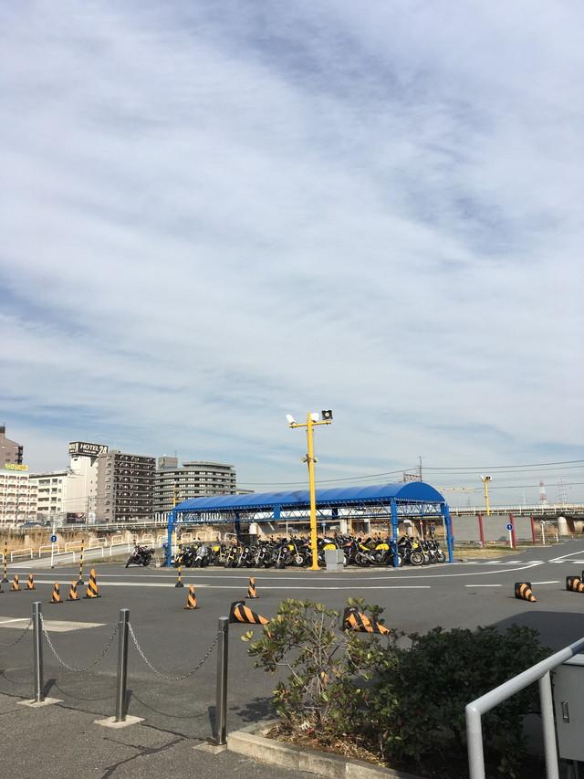 横浜校(※旧:綱島校)バイク教習所